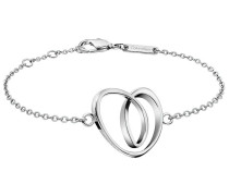 WARM - Armband - silver-coloured