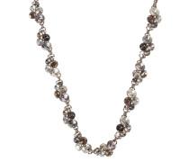 PETIT GLAMOUR - Halskette - grey antique/silver-coloured