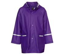 Regenjacke / wasserabweisende Jacke - lila