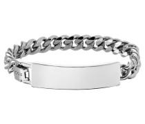 BIKER Armband silvercoloured