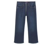 BOOTIE Flared Jeans open blue