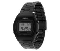 B640WB-1AEF - Digitaluhr - black