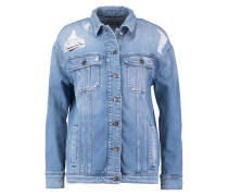 Jeansjacke light blue