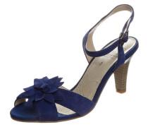 Sandale blue suede