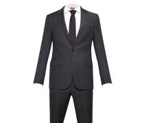 CUSTOM FIT Anzug grey