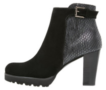 MARNI Ankle Boot bomber gris