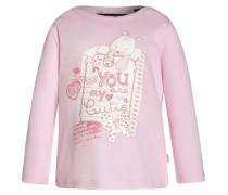Langarmshirt rosa