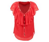 OJILI Bluse rouge