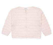 EUGENE Strickjacke blush