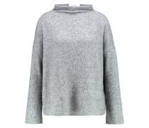 LUCIEN Strickpullover grey melange