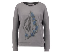 PONY GOLD - Sweatshirt - gunmetal grey