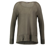 CAELAN Strickpullover dusty olive