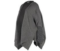 MLCELESTE Cape dark grey melange