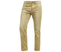 Jeans Straight Leg sand