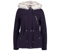Winterjacke navy blue