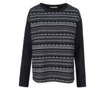 THEA BANDANA Sweatshirt black