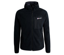 BEN OSS - Fleecejacke - black