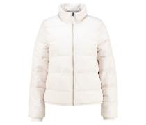 Winterjacke - organic white
