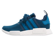 NMD_R1 - Sneaker low - tech steel/unity blue/white