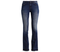 Jeans Bootcut denim blue