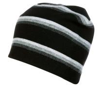 Mütze black stripe