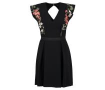 Cocktailkleid / festliches Kleid - black/multicolor