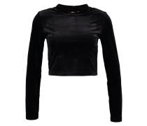 ALBA Langarmshirt black