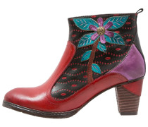ALYSSIA Ankle Boot rouge