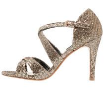BECCA High Heel Sandaletten metallic