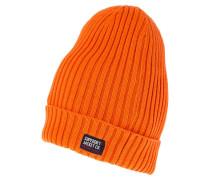WISEMAN Mütze orange