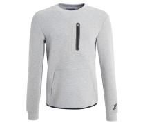 Sweatshirt grey melange