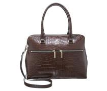Handtasche dark brown