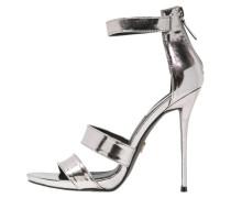 DAYA High Heel Sandaletten silver