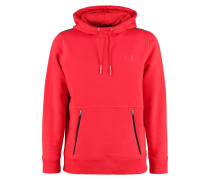 Kapuzenpullover red/red/red