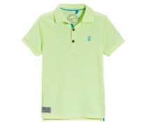 Poloshirt fluro yellow