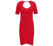 LAURA Jerseykleid red