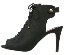 LANCE High Heel Sandaletten black
