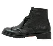 GStar GUARD BOOT Schnürstiefelette black
