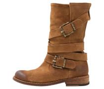 GREDO - Cowboy-/ Bikerboot - brown