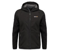AREC Softshelljacke black