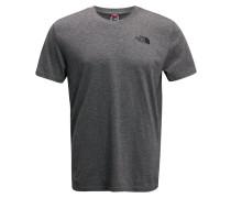 SIMPLE DOME - T-Shirt basic - medium grey heather