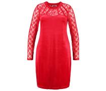 Cocktailkleid / festliches Kleid - tango red