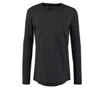 CRUZ Langarmshirt black