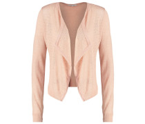DUSAMA Strickjacke faded peach