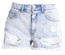 GINA Jeans Shorts sky blue