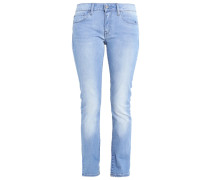3301 MID STRAIGHT - Jeans Straight Leg - kima stretch denim