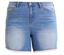 JRFIVE - Jeans Shorts - light blue denim