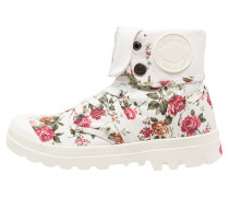 PALLABROUSE BAGGY Schnürstiefelette offwhite