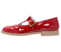 ALINA - Slipper - rouge