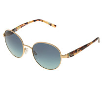 SADIE Sonnenbrille goldcoloured